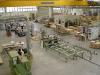 Vista aerea del reparto produzione